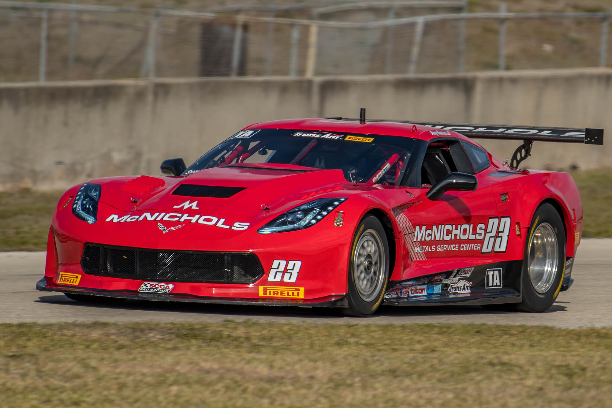 Top 5 Finish for Ruman at Trans Am Sebring Opener - RUMAN RACING